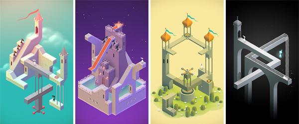 """Rätselspiel """"Monument Valley"""" heute gratis für Android statt 3,59 €"""