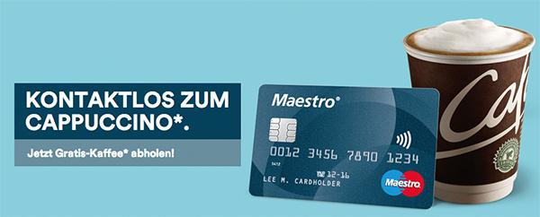 McDonald's: Kontaktlos per NFC bezahlen und Gratis-Cappuccino bekommen