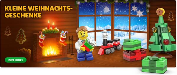 Top! 50% Rabatt auf das gesamte Sortiment im Online-Shop von Lego