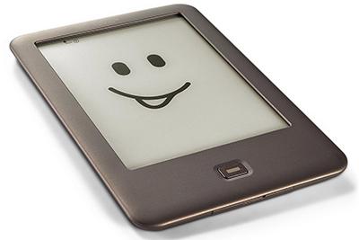 """eBook-Reader Tolino Shine + eBook """"Endgame"""" von James Frey für 59,95 €"""