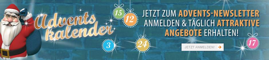 Müller Adventkalender: jeden Tag ein neues Angebot
