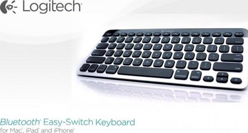 """""""Logitech K811"""" Bluetooth Tastatur (für Apple) um 58 € - bis zu 31% sparen"""