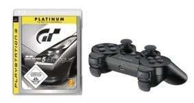 Sony Wireless Dualshock Controller + Gran Turismo 5 Prologue für 44€