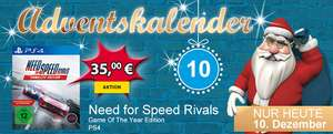 Need for Speed: Rivals (Complete Edition, PS4) für 35 € bei Müller