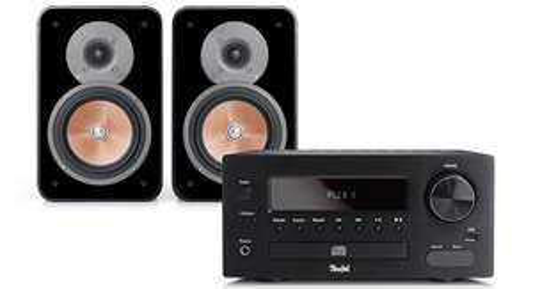 Kompakte Stereoanlage Teufel Kombo 42 für 279,99 € - 11% Ersparnis