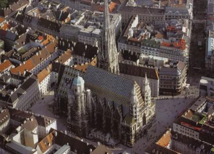 All-Inclusive-Ticket für den Wiener Stephansdom um 8 € - 50% sparen