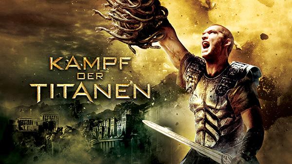 """Action-Film """"Kampf der Titanen"""" kostenlos bei Google Play"""