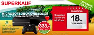 [Top] Interspar Onlineshop: Xbox One-Konsole um 249 € - 17% sparen