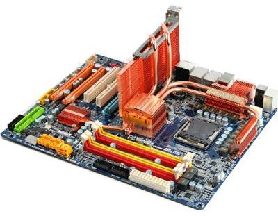 Overclocker Mainboard Gigabyte GA-EP45-Extreme für 95€