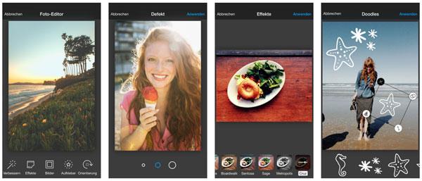 """Bildbearbeitungs-App """"Aviary"""": Alle In-App-Käufe im Wert von über 200 $ jetzt gratis"""