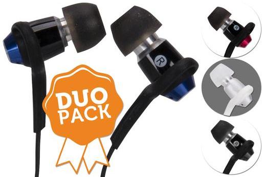 2er-Pack In-Ear-Ohrhörer TDK SIE30 für 25,90 € - 35% sparen
