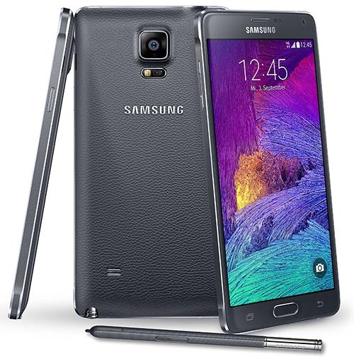 Samsung Neujahrsdeal: 100 € Cashback beim Kauf eines Galaxy Note 4 *Update* letzte Chance
