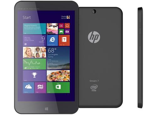Windows 8.1-Tablet HP Stream 7 (Signature Edition) für 79 € - 29% sparen