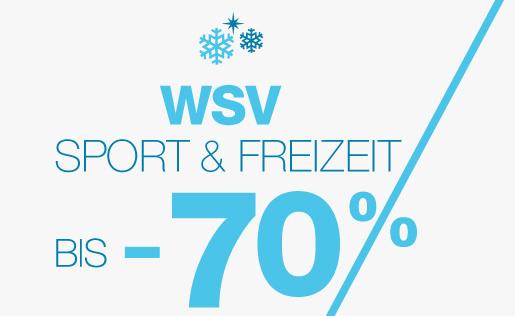 Amazon: Winterschlussverkauf mit bis zu 70% Rabatt auf Sport- und Freizeit-Artikel