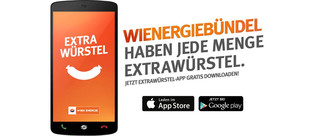 """[Top] Wien Energie """"Extrawürstel"""": Kostenlose Tickets, gratis Eintritte, gratis Essen, Ermäßigungen uvm"""