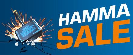 """Saturn: """"Hamma Sale"""" - Restposten und Einzelstücke im Angebot"""