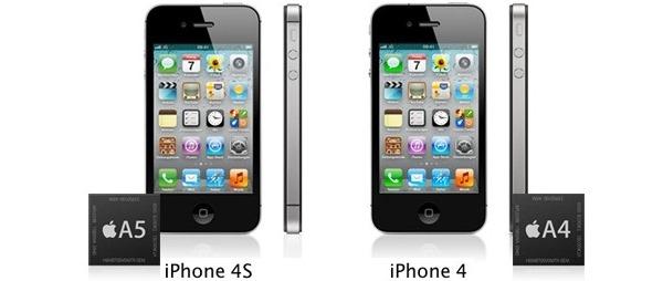 iPhone 4 und iPhone 4S ab 175 € - bis zu 62% sparen