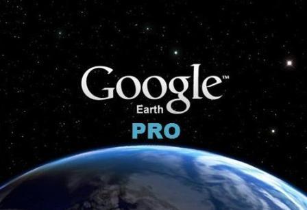 [Top] Google Earth Pro - ab sofort kostenlos - 300 €/Jahr sparen