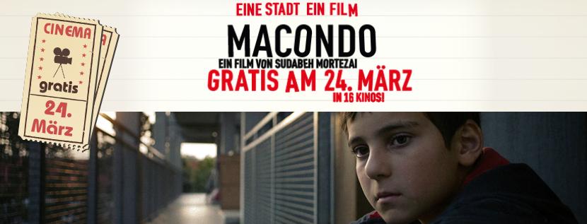 """""""Eine Stadt, ein Film"""" - in Wien kostenlos ins Kino - am 24.3.2015"""