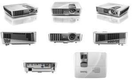 BenQ W1070+ DLP-Beamer (3D, FullHD) um 659 € - 14% sparen