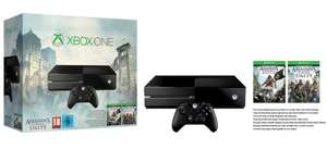 (Schnell) XBox One + Assassin's Creed ab 329 € - 13% sparen