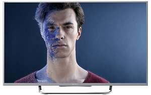 Sony KDL-55W815B - LED-Backlight TV mit 3D, WLAN & Smart TV für 849 € - 30% sparen