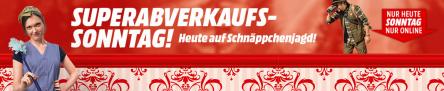"""Media Markt """"Superabverkaufssonntag"""": 11 Aktionsartikel - bis zu 40% sparen"""