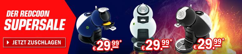 "DeLonghi ""EDG 420 Melody 3"" Kapselmaschine um 36 € inkl Versand - bis zu 59% sparen"