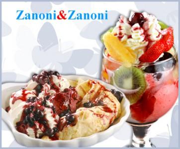 [TOP] Zanoni & Zanoni (1010 Wien) Wertgutschein für Eisbecher oder Crêpes - 50% sparen