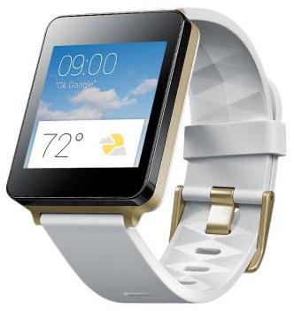 Smartwatch LG G Watch W100 ab 99 € - bis zu 34% Ersparnis
