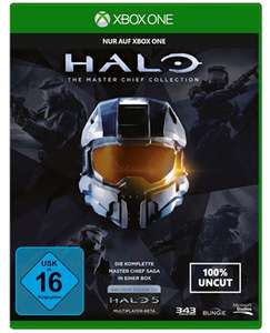 Halo - The Master Chief Collection (Xbox One) ab 29,99 € - bis zu 30% sparen