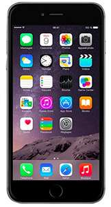 Apple iPhone 6 Plus 64GB (silver und grau) ab 752€