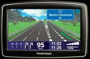 TomTom XXL Central Europe IQ-Routes für 98 Euro - 11 % Ersparnis