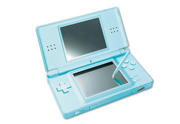Nintendo DS Lite türkis für 90€
