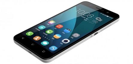 Conrad: Huawei Honor 4X - 5.5 Zoll Smartphone für 100,94€ - 53% sparen