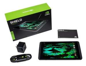 NVIDIA Shield inklusive Controller für 302,51 Euro - 23% Ersparnis