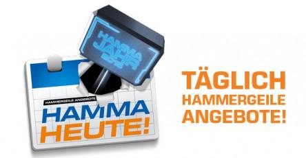 Saturn Hamma-Angebote vom 12. März - u.a. mit JBL Charge Bluetooth Lautsprecher für 55€