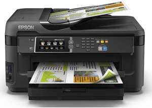 Epson WorkForce WF-7610DWF für 159 Euro - 20% Ersparnis plus 60 Euro Cashback