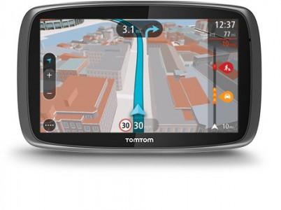 TomTom Go 600 Speak & Go Auto-Navigation für 198 Euro - 10% Ersparnis