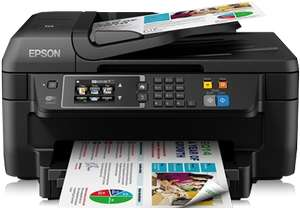 Epson WorkForce WF-2660DWF für 95 Euro - 22% Ersparnis plus 60 Euro Cashback
