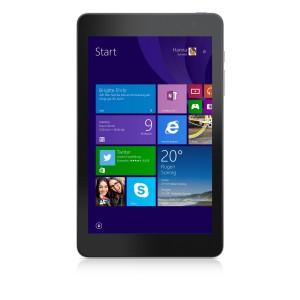 Dell Venue 8 Pro Tablet weiß für 89,75€- 32GB, Windows 8.1 + 1 Jahr Office 365!