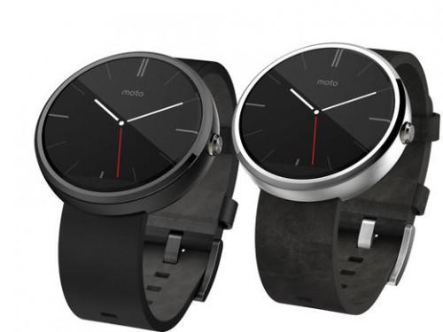 Medion: Motorola Moto 360 Smartwatch für 149€