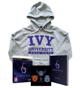 Resident Evil 6 Deluxe Edition ( inkl: Hoodie) für 17,15€ bei Zavvi