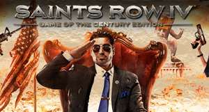 Saints Row IV: Game of the Century Edition (PC) für 7,49€ @humblestore