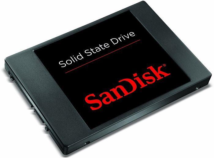 Redcoon: SanDisk SSD mit 128GB (SATA III - 490MB/s read - 350MB/s write) für 43,90€- Ersparnis von 12%