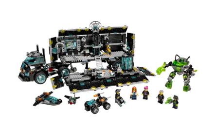 """Lego """"Ultra Agents"""" um 69 € - bis zu 21% sparen"""