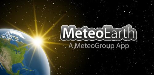"""""""MeteoEarth"""" kostenlos für iOS - 3,99 € sparen"""