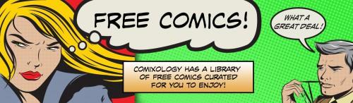 GRATIS: 77 Comics bei comixology