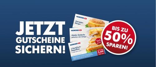 Nordsee: neue Gutscheine für Österreich (gültig bis 31.05.2015) - bis zu 50% sparen