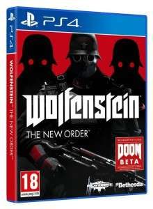 Amazon.fr - Wolfentein The New Order PS4 für 17,64 / Bound by Flame für 13,84€